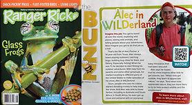 WILDerland - Ranger Rick Magazine