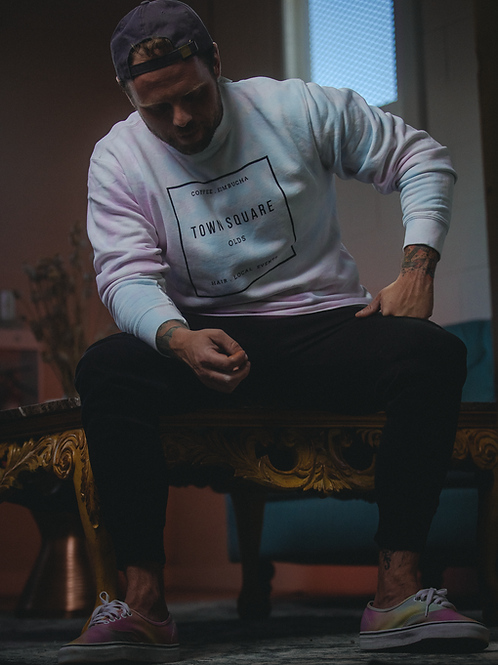 Tie Die Sweatshirt