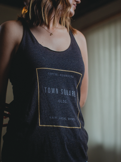 Olds Town Square Tank Top