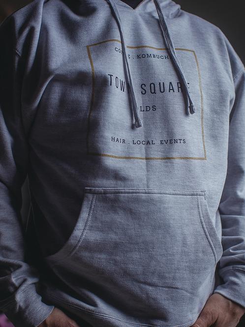 OTS Branded Hoodie Grey