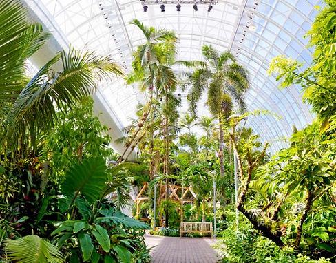 Things to do in OKC - Botanical Gargen