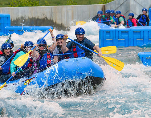 Things to do in OKC - River Sports