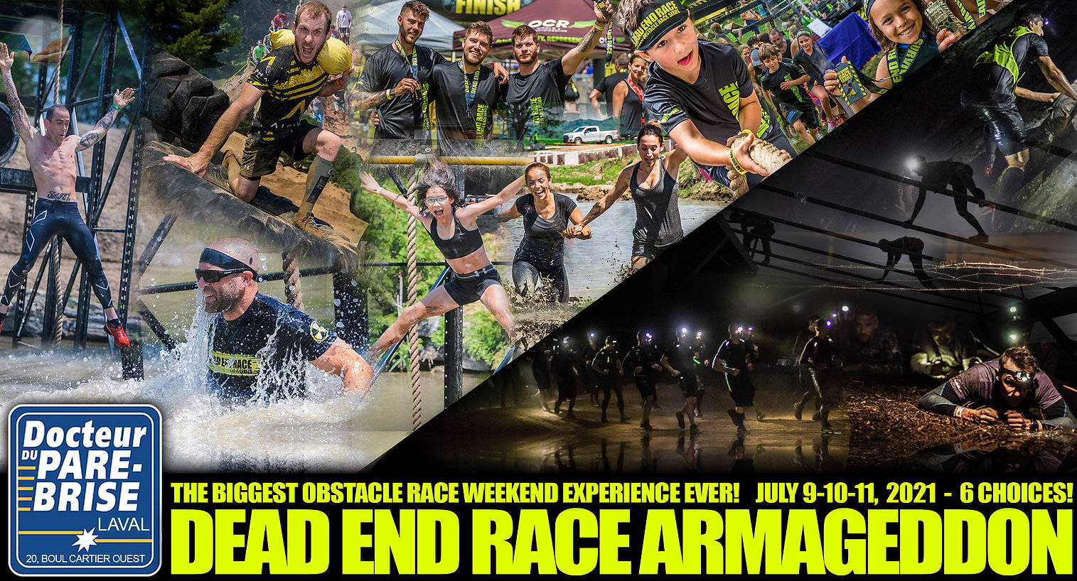 DEAD END RACE ARMAGEDDON WEEKEND NIGHT R
