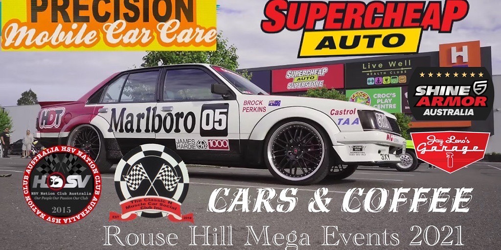 Cars & Coffee Rouse Hill NSW