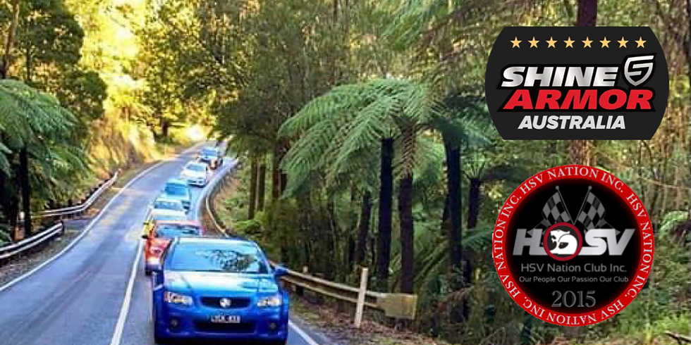 (VIC) Melbourne, Cruise To Black Spur Drive Cruise