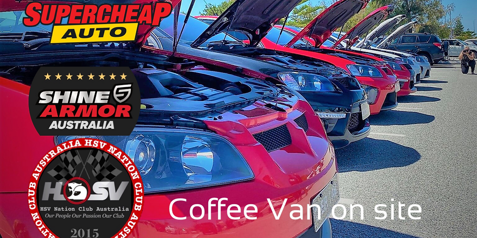 (WA)-All Holden/HSV/HDT & GM Monthly Display