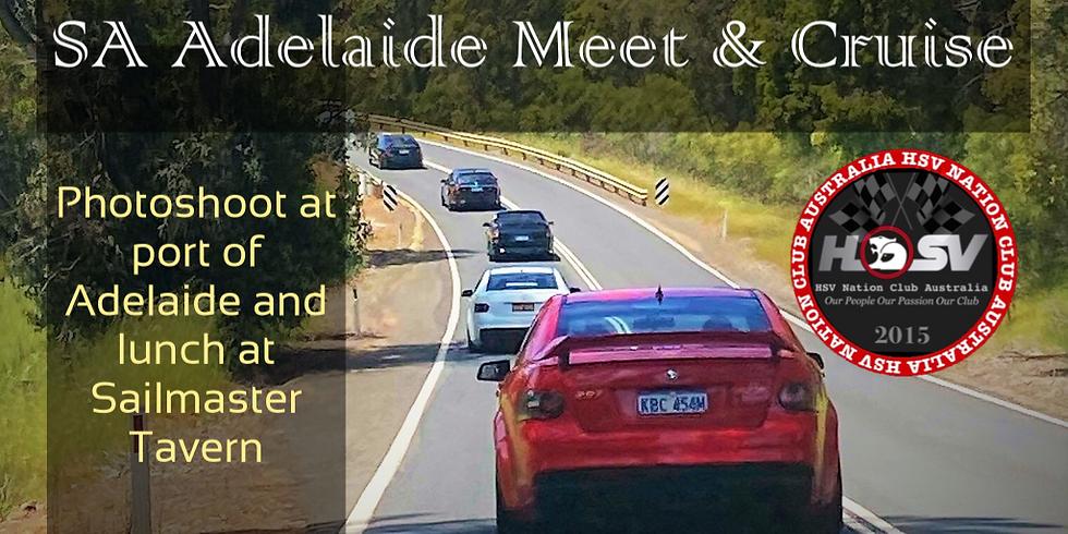 SA Adelaide Meet & Cruise