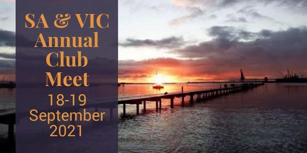 SA & VIC Annual Club Meet