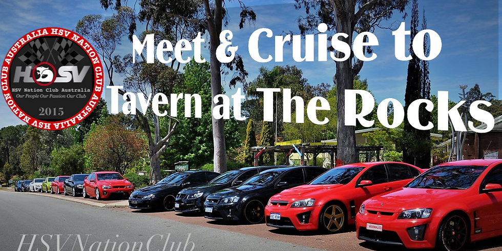 Cruise to the Tavern at the Rocks