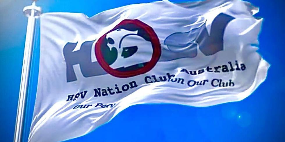 WA HSV Nation Club - York Car Show Display