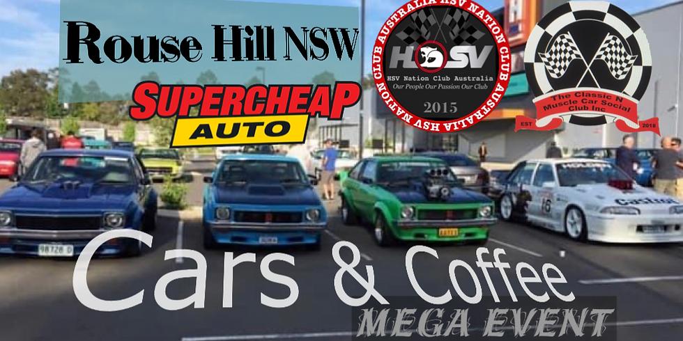 Cars & Coffee Show n' Shine