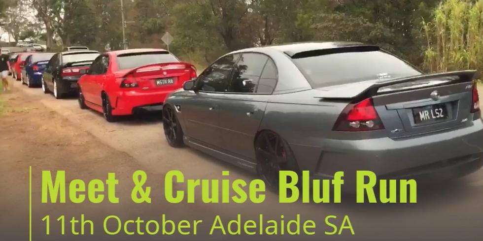 Meet & Cruise Bluf Run