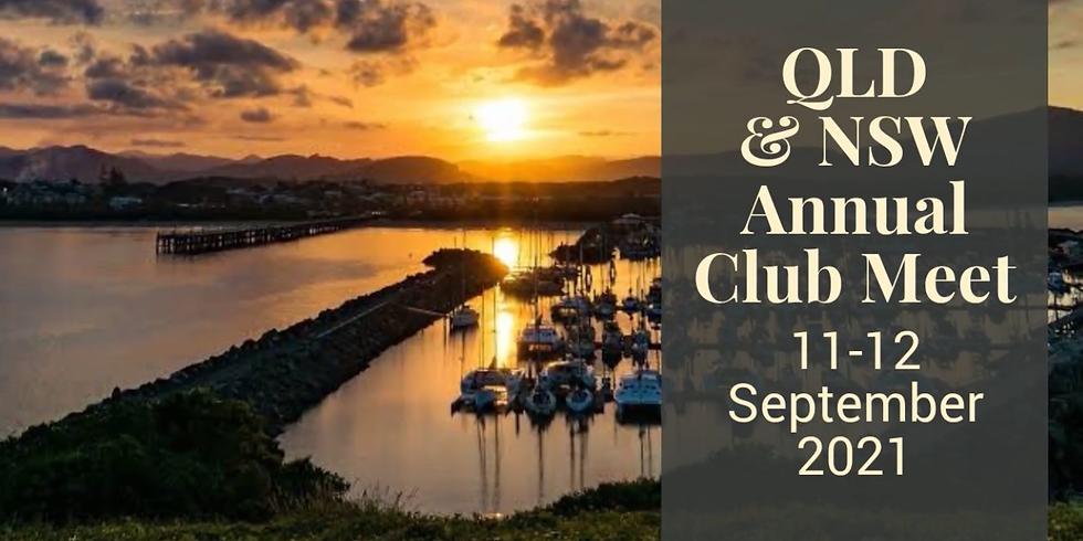 QLD & NSW Club Meet at Coffs Harbor
