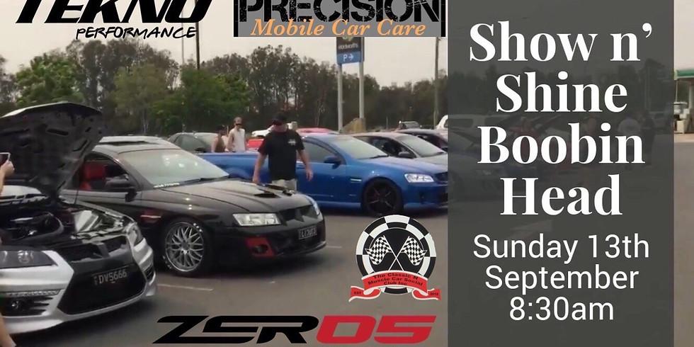 Show n' Shine Bobbin Head NSW