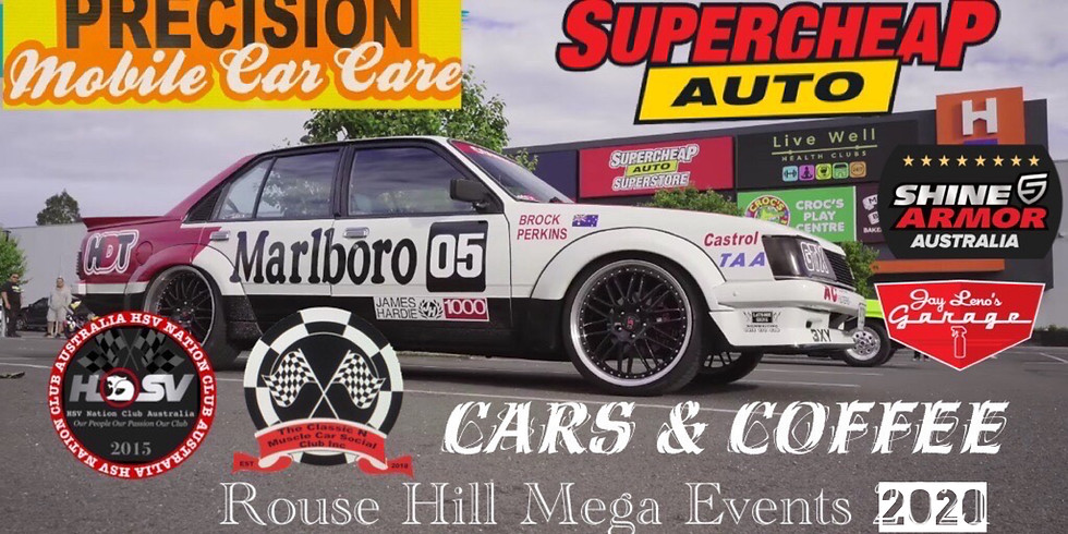Cars & Coffee Rouse Hill