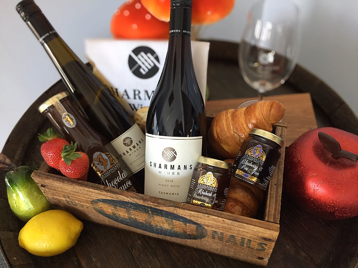 Sharmans Wine & Gourmet Pack