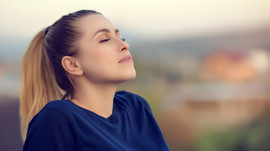 BREATH - its connection to anxiety & stress