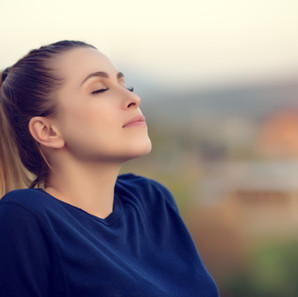 Do you know the 30 second breath that banishes anxious thoughts?