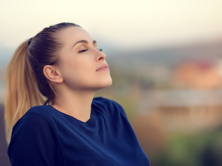 How to fight stress with intentional breathing