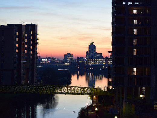 Manchester is named the best UK city for buy-to-let property investment