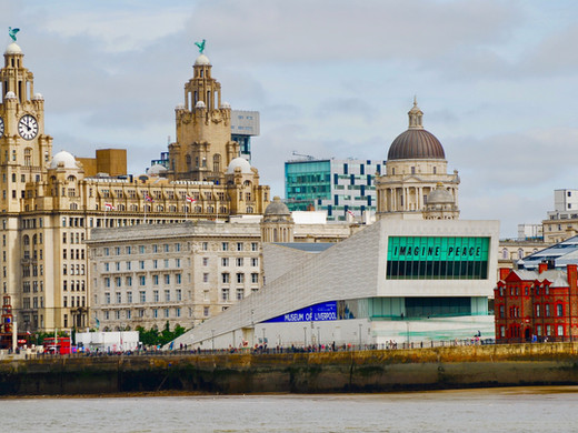 Liverpool leads the North West with a sustainability vow in partnership with New York