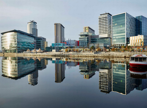 LPC Invest's Top 9 Reasons Why You Should Invest in Salford Quays