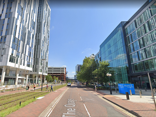 This half term, see how Salford's skyline has changed over the last 10 years