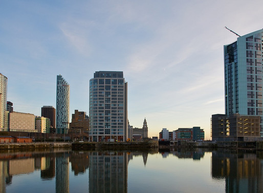 Peel L&P development Liverpool Waters submits proposal for 31-storey apartment building