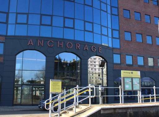 Anchorage Building 1 is refinanced for refurbishment