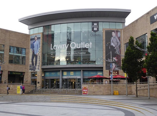 MediaCityUK's Lowry outlet to be renamed Quayside MediaCityUK as part of £26m redevelopment project