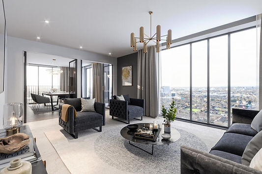 Interior image of property investment in Manchester