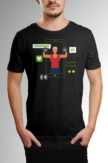 Camiseta Quarentreino