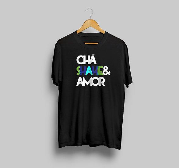 Camiseta Chá Shake & Amor