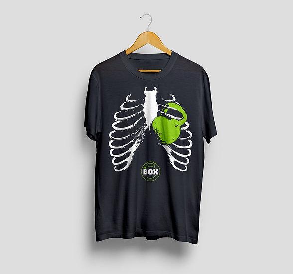 Camiseta Raio-X