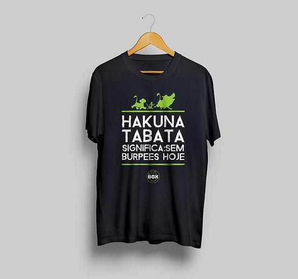 Camiseta Hakuna Tabata