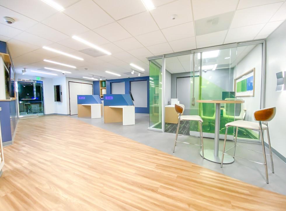 First Entertainment Credit Union Design Build Connstruction