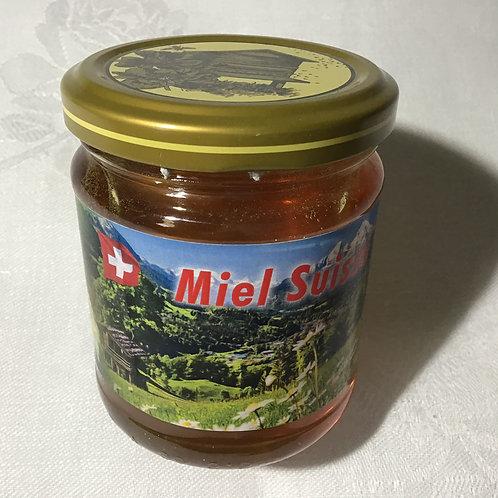 Miel des forêts de la Tour de Peilz/Riviera vaudoise 250g