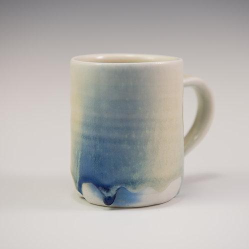 Tasse, porcelaine 10x8