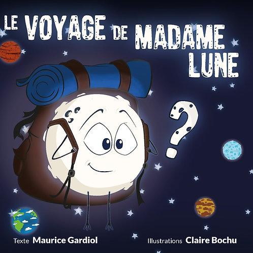 Un conte de Maurice Gardiol illustré par Claire Bochu, 2020
