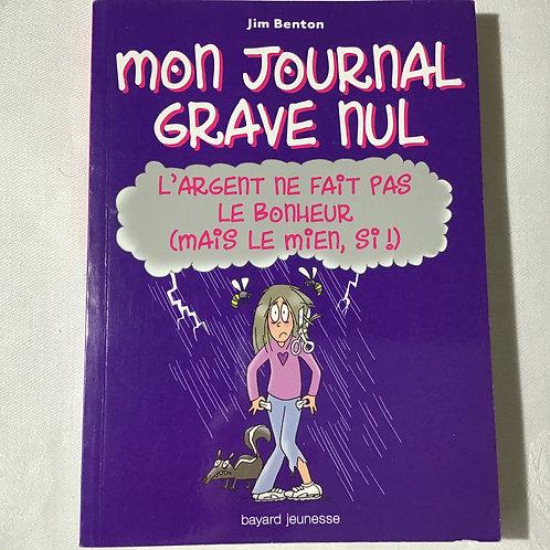 MON JOURNAL GRAVE NUL