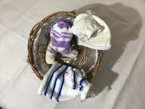 Bonnets bébés