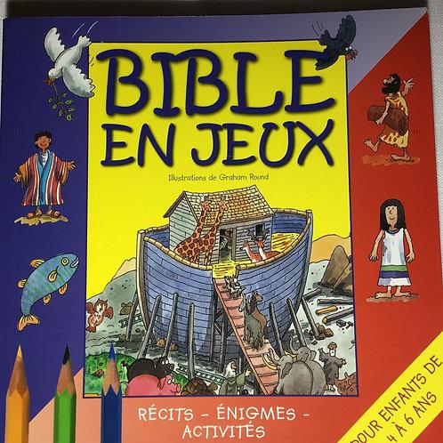 Bible en jeux 4-6 ans