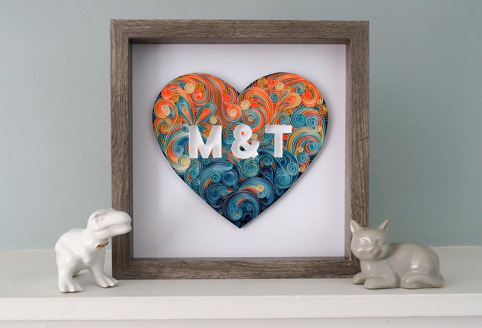M & T