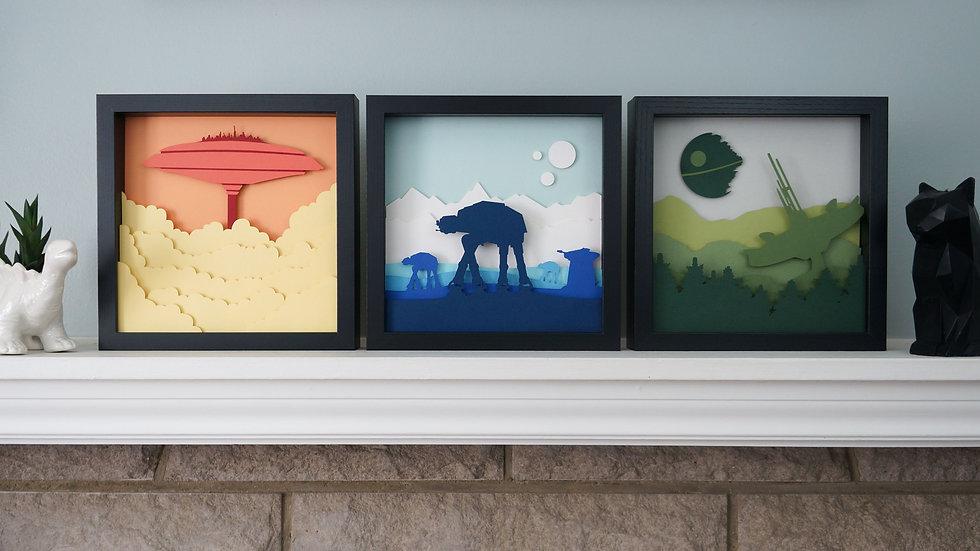 Star Wars 3-Piece Set