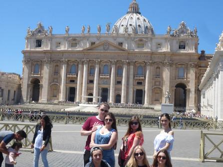Ostatni dzień we Włoszech - wycieczka do Rzymu