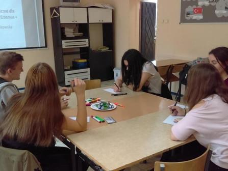 Warsztaty psychologiczne przed mobilnością w Hiszpanii