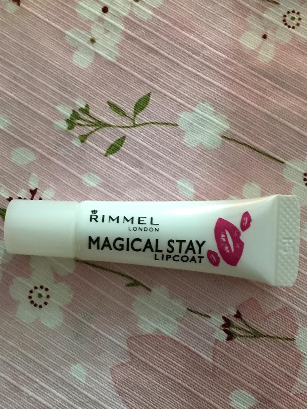 Rimmel Magical Stay Lip Coat