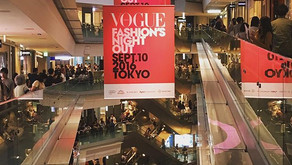 Enter the Beast: Vogue's Fashion Night Out