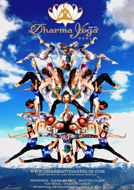 dharma yoga berlin