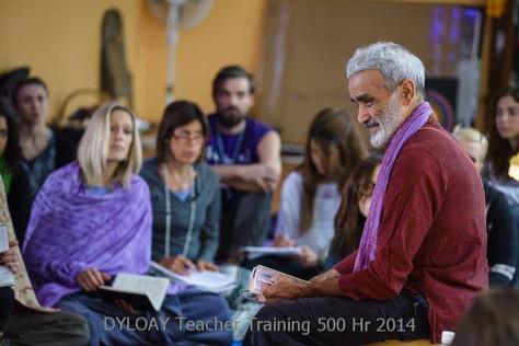 """Dharma Yoga 500 hrs Teacher Training New York """"Life of a Yogi"""""""